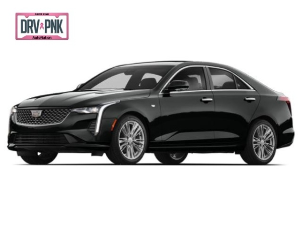 2020 Cadillac CT4