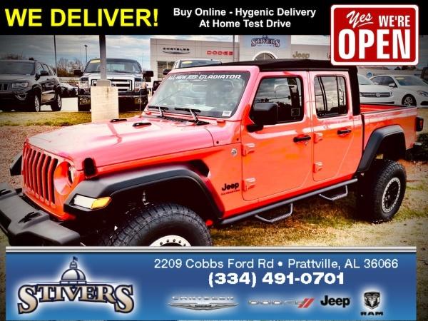 2020 Jeep Gladiator in Prattville, AL