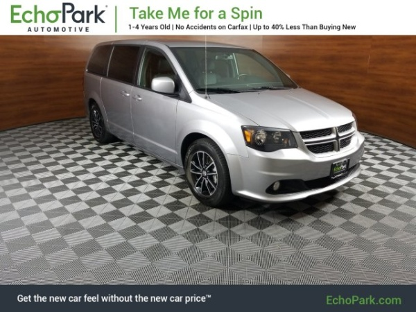 2018 Dodge Grand Caravan Unknown