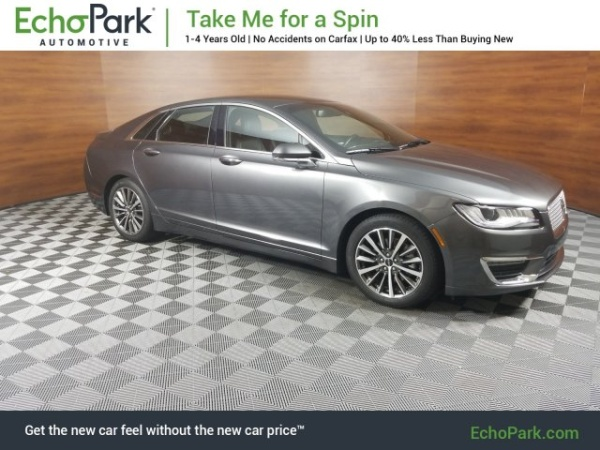 2019 Lincoln MKZ in Charlotte, NC