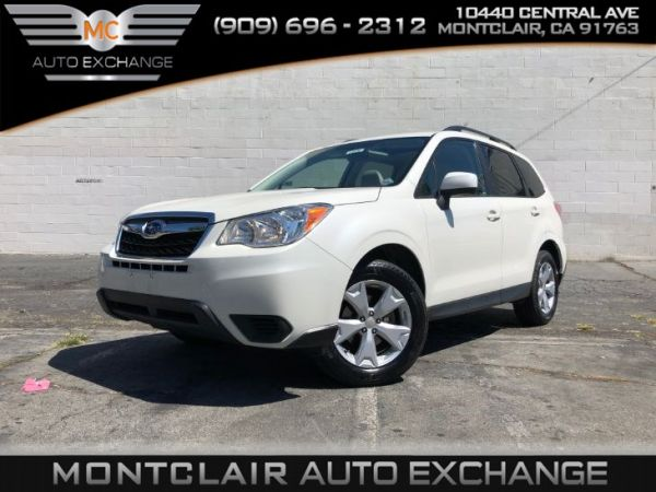2015 Subaru Forester in Montclair, CA