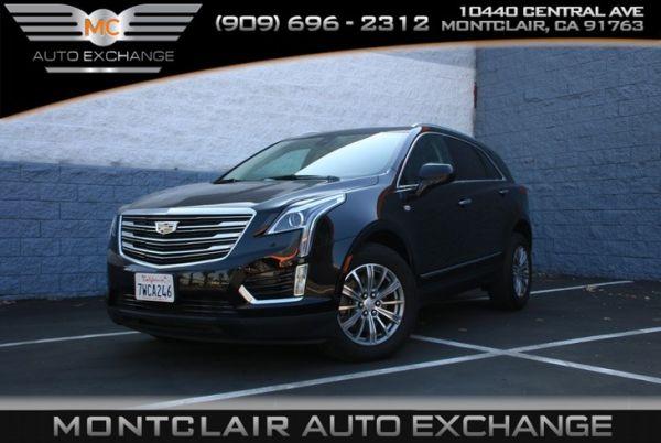 2017 Cadillac XT5 in Montclair, CA
