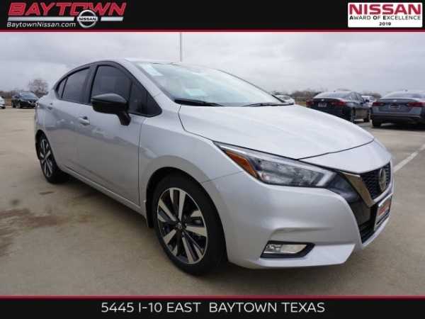 2020 Nissan Versa in Baytown, TX
