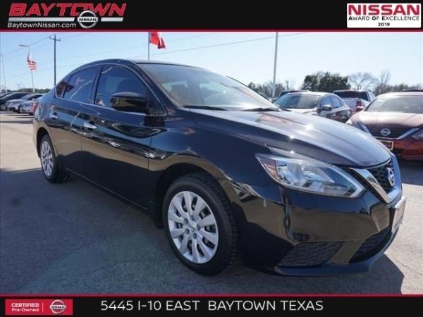 2017 Nissan Sentra in Baytown, TX