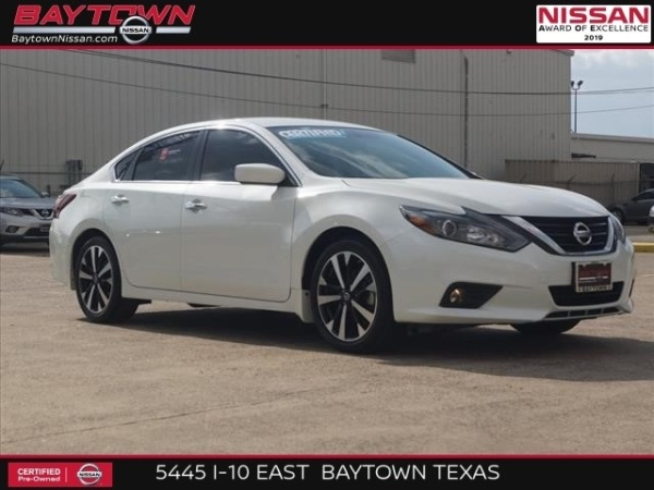 2018 Nissan Altima in Baytown, TX