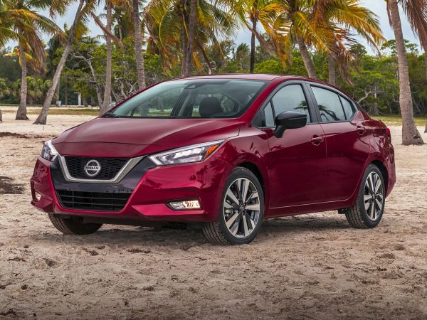 2020 Nissan Versa in Baytown, TX