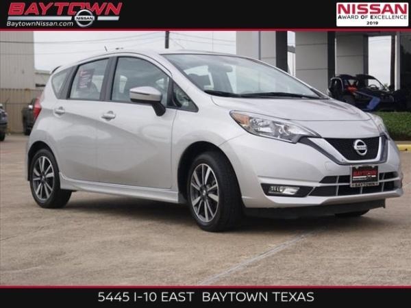2018 Nissan Versa in Baytown, TX