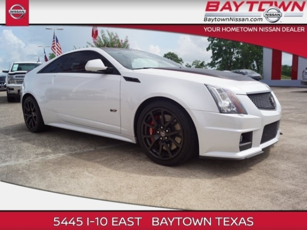 2015 Cadillac Cts V Coupe For Sale In Baytown Tx Truecar