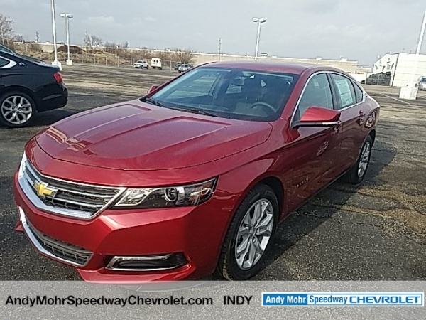 2020 Chevrolet Impala in Indianapolis, IN