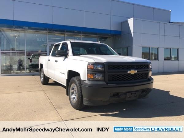 2015 Chevrolet Silverado 1500 WT
