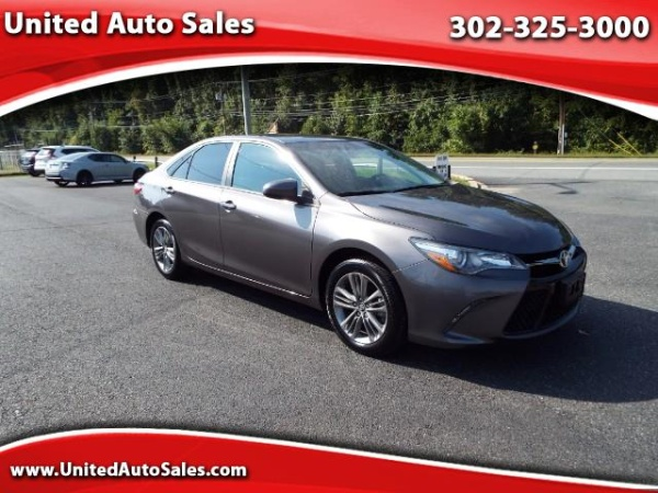 2017 Toyota Camry in New Castle, DE