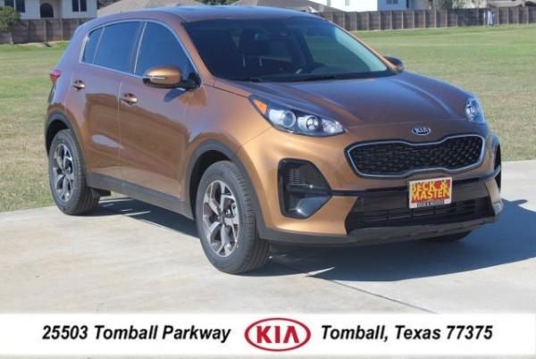 2020 Kia Sportage in Tomball, TX