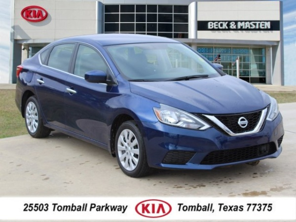 2018 Nissan Sentra in Tomball, TX