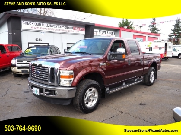 2010 Ford Super Duty F-250 in Happy Valley, OR