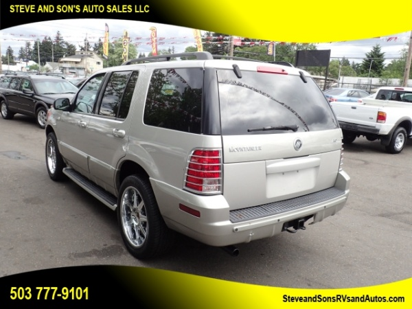 2003 Mercury Mountaineer in Happy Valley, OR