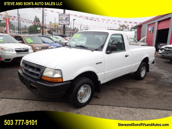 1998 Ford Ranger in Happy Valley, OR