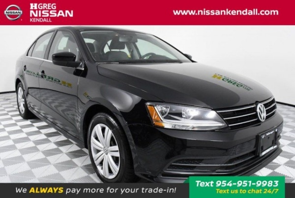2017 Volkswagen Jetta in Palmetto Bay, FL