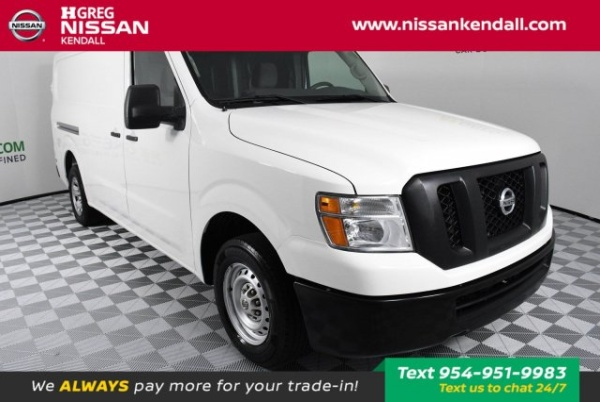 2016 Nissan NV NV1500 S