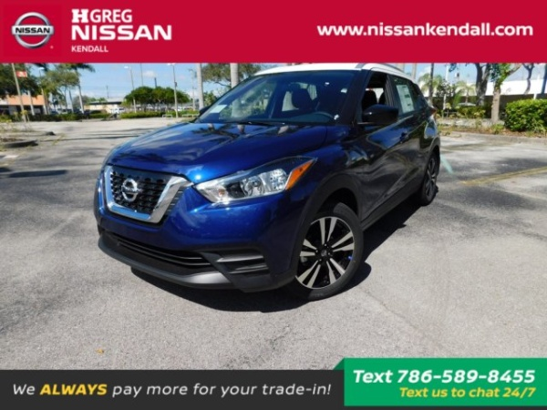 2019 Nissan Kicks in Palmetto Bay, FL