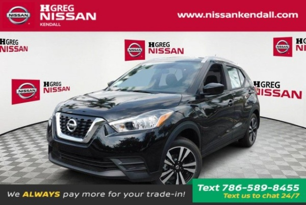 2019 Nissan Kicks in Palmetto Bay, FL