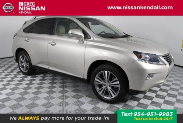 2015 Lexus RX in Palmetto Bay, FL