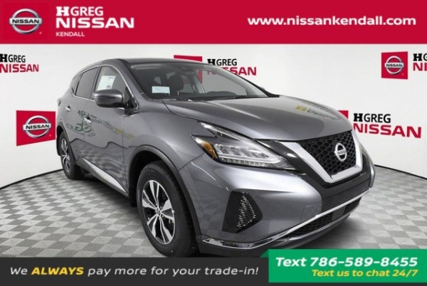 2020 Nissan Murano in Palmetto Bay, FL