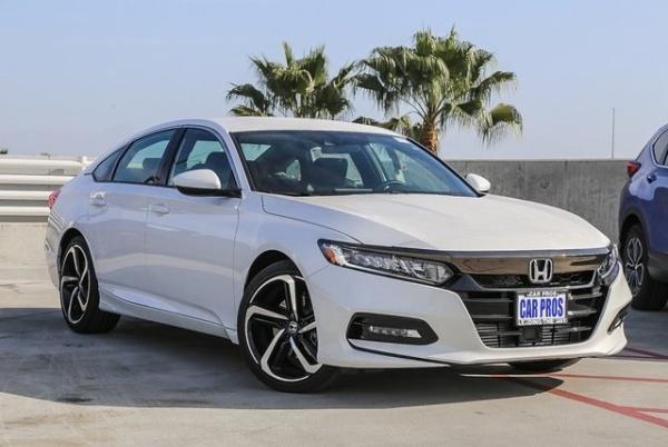 2020 Honda Accord in El Monte, CA