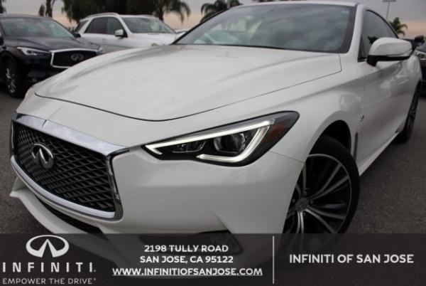 2017 Infiniti Q60 2.0T