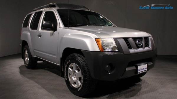 2007 Nissan Xterra in Tacoma, WA