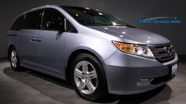 2012 Honda Odyssey Reviews, Ratings, Prices - Consumer Reports