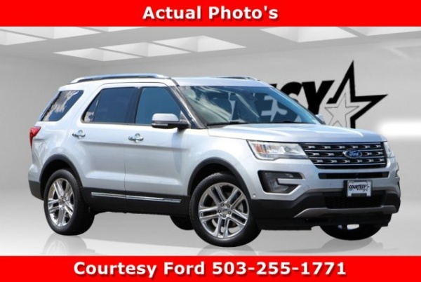 2016 Ford Explorer in Portland, OR