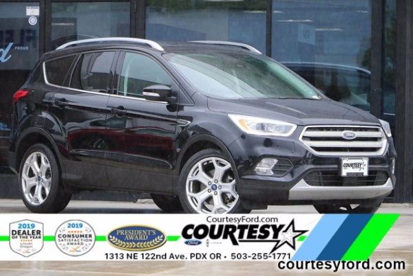 2019 Ford Escape in Portland, OR
