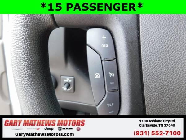 2018 Chevrolet Express Passenger in Clarksville, TN
