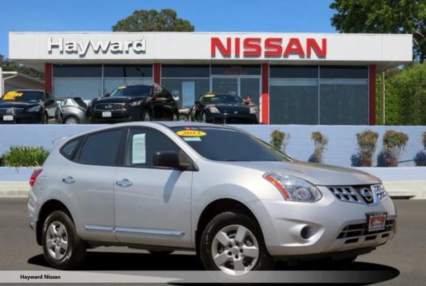Wonderful 2013 Nissan Rogue S 2WD $11,988 Hayward, CA