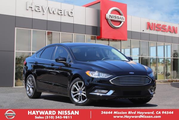 2017 Ford Fusion in Hayward, CA