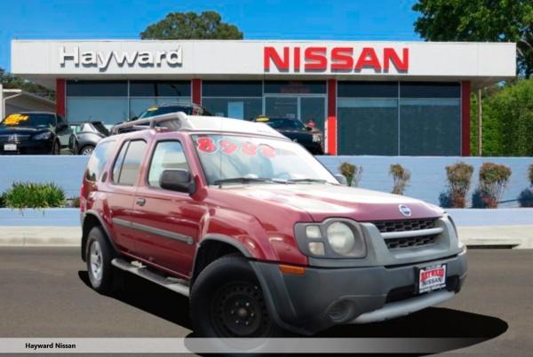 2004 Nissan Xterra 4dr SE 2WD V6 ... $8,988 Hayward, CA