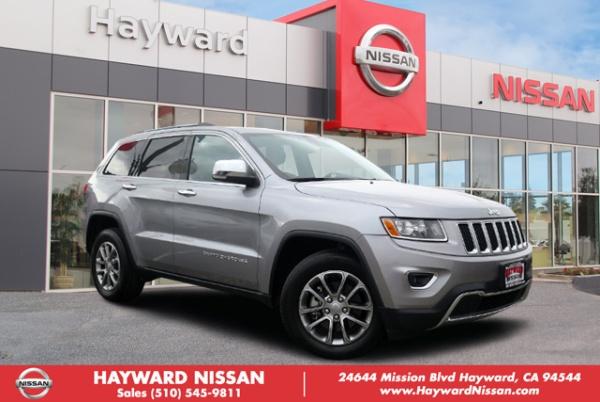 2016 Jeep Grand Cherokee in Hayward, CA