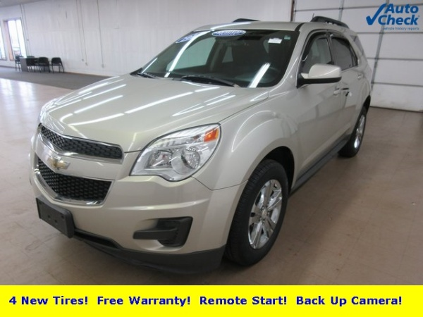 2015 Chevrolet Equinox in Auburn, IN
