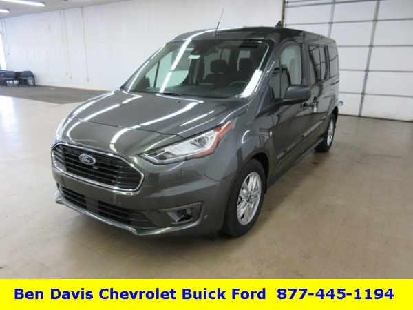 Ben Davis Ford >> 2020 Ford Transit Connect Wagon Xlt For Sale In Auburn In