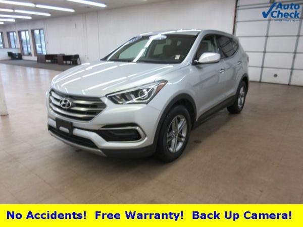 2017 Hyundai Santa Fe Sport in Auburn, IN