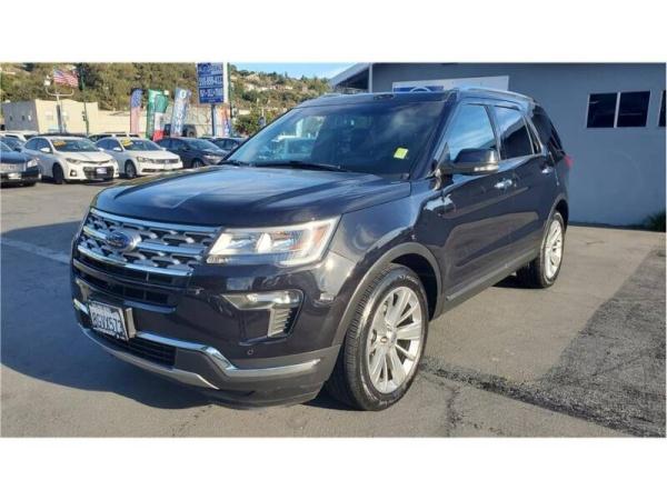 2019 Ford Explorer in Hayward, CA