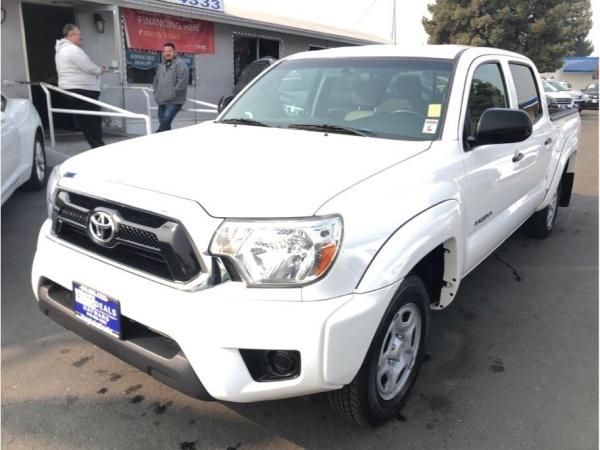 2014 Toyota Tacoma Double Cab I4 RWD Automatic