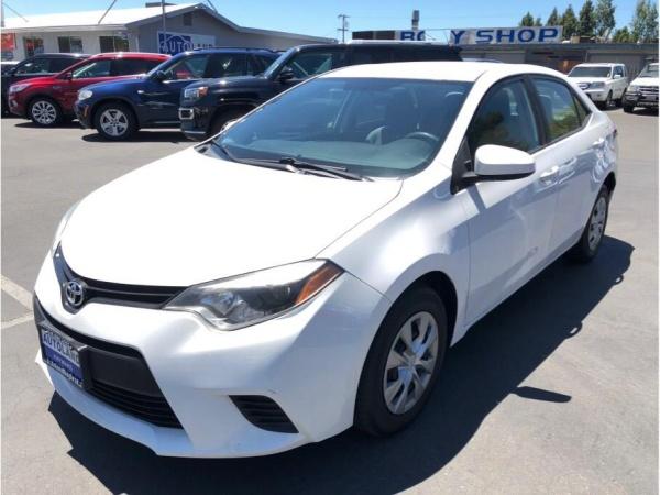2014 Toyota Corolla in Hayward, CA