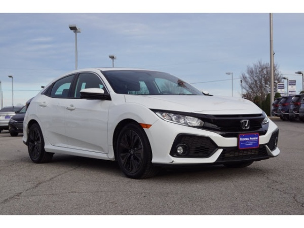 2018 Honda Civic in Broken Arrow, OK