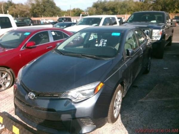 2015 Toyota Corolla in Broken Arrow, OK