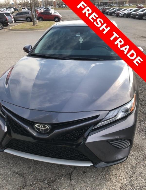 2019 Toyota Camry in Broken Arrow, OK