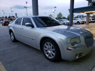 chrysler 300 awd 2008