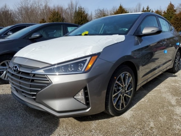 2020 Hyundai Elantra in Broken Arrow, OK