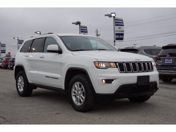 2018 Jeep Grand Cherokee in Broken Arrow, OK