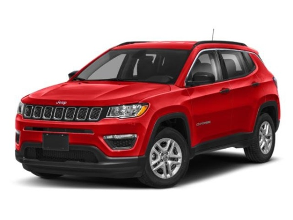 2020 Jeep Compass in Cumming, GA